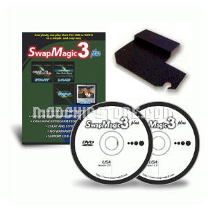 PlayStation 2 PS2 Slide Card and Swap Magic v3.6 Plus Combo