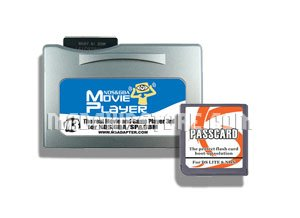 m3 adapter passcard