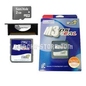 M3 DS Real Slot 1 (2GB MicroSD) for Nintendo DS (Lite)