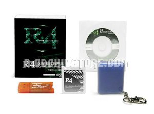 R4 DS Card - R4 for Nintendo DS / DS Lite