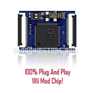 Nintendo Wii DriveKey Nintendo Wii Mod Chip - No Solder Modchip