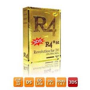 R4i Gold For Nintendo 3DS