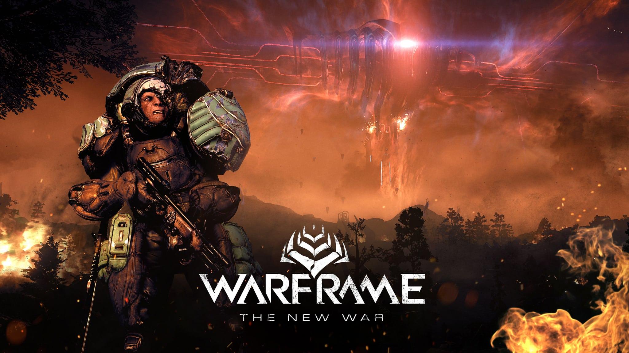 Warframe-the-New-War